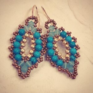 turquoise_swarovski_earrings